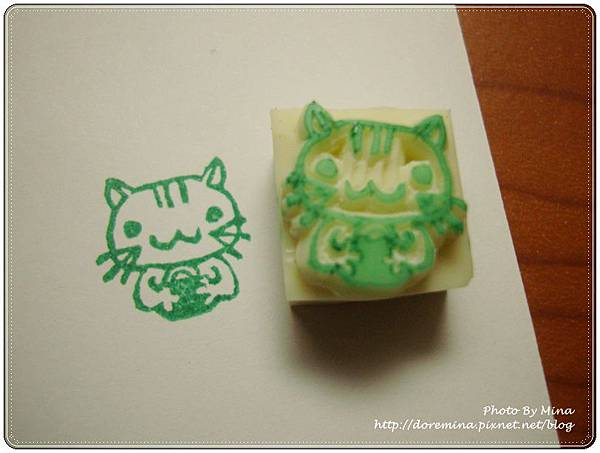 Mina-印章-貓貓也愛包包