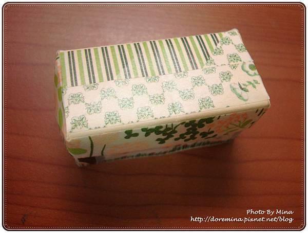 Mina-手作印章紙盒