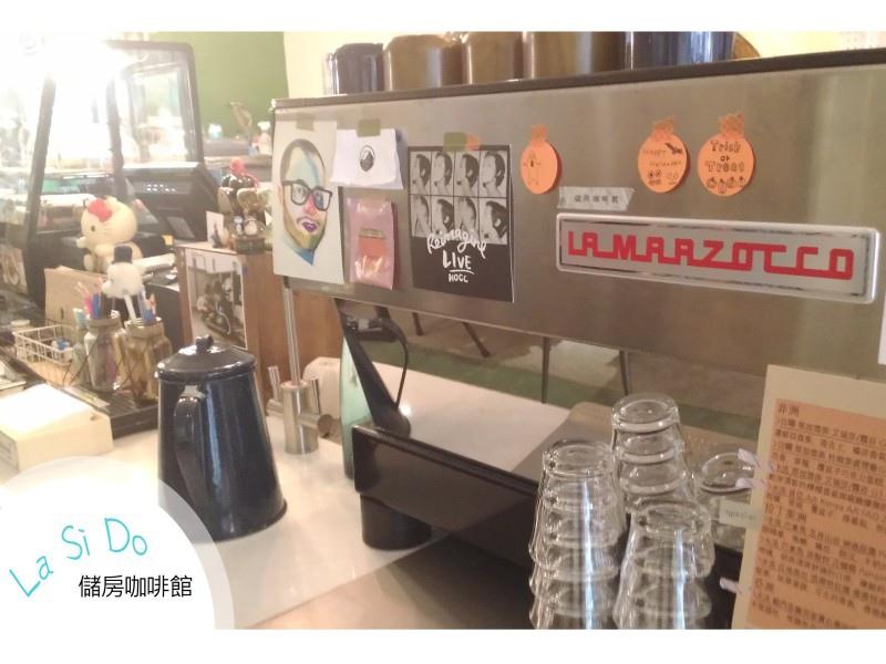 【台北市大安區】儲房咖啡 ♥ 充滿花藝氣息 瀰漫空氣中的小清新 (6).jpg