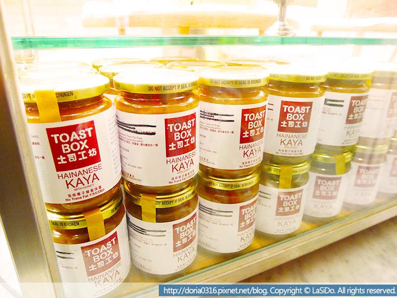 土司工坊-咖椰果醬