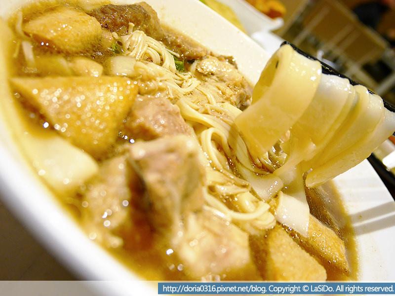 吐司工坊-新加坡肉骨茶湯配河粉