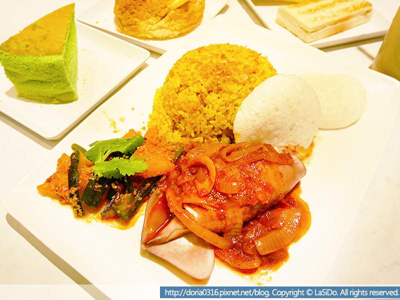 吐司工坊-叁巴魷魚飯