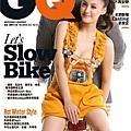 紀妍 GQ 2010封面