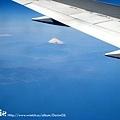 看的到富士山了耶