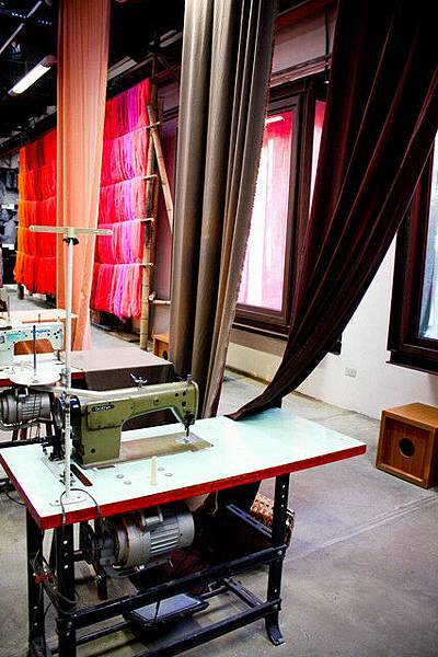 紡織工業區