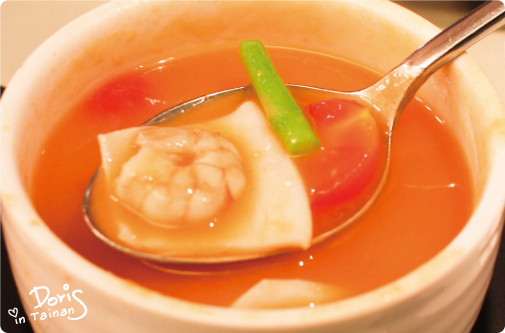 田園蕃茄濃湯1