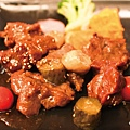 青蔬鮮烤牛肉1