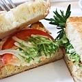 餐-完美早午餐-水果沙拉蛋4