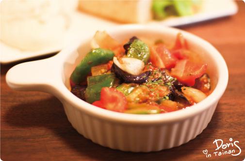 餐-燉時蔬
