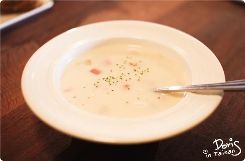 餐-主廚例湯