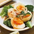 餐-炸蛋涼拌