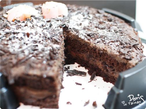 D2惡魔蛋糕-秘戀黑櫻桃巧克力蛋糕3