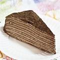 北之歡-北海道巧克力4入千層蛋1
