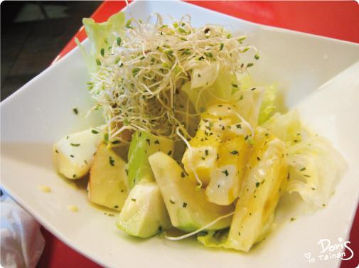 前菜-沙拉