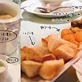 開胃料理-白醬野菇起司鍋1