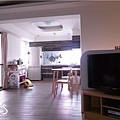 改造後-廚房白天