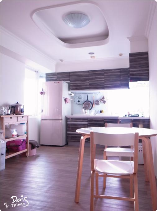 改造後-廚房白天2