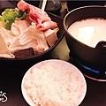 鈣骨鍋豬肉套餐130