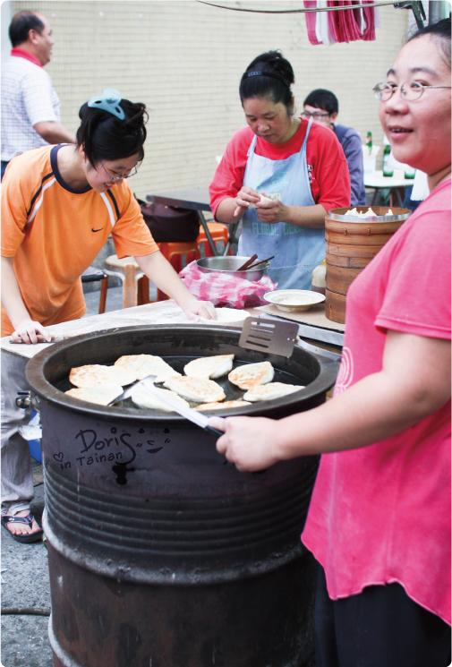 林森路國宅豬肉餡餅7