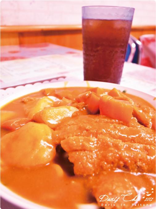 DAY2-台東-繹軒蕃茄咖哩