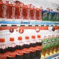 綠園道-可樂販賣機器人2