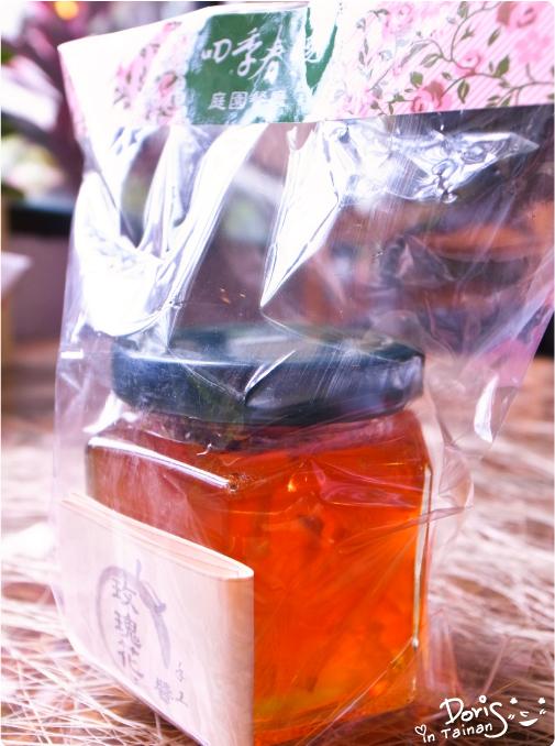 3四季春曉-附贈玫瑰手工果醬