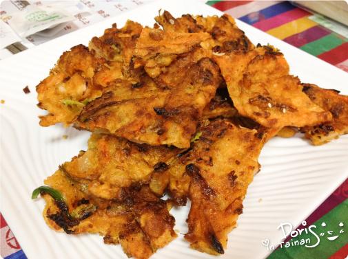 韓國館-海鮮煎餅