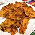 韓國館-烤肉菜盤2