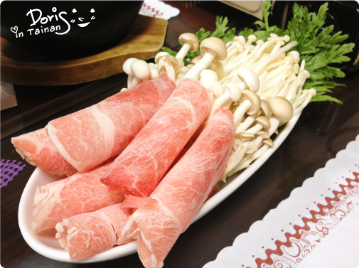 韓國館-火鍋菜盤2