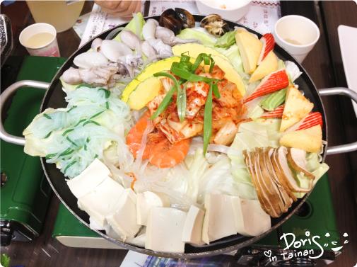 韓國館-海鮮火鍋