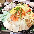 韓國館-火鍋菜盤3