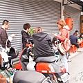 八峰亭-排隊人潮1