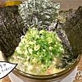 八峰亭-豚骨青蔥拉麵加海苔