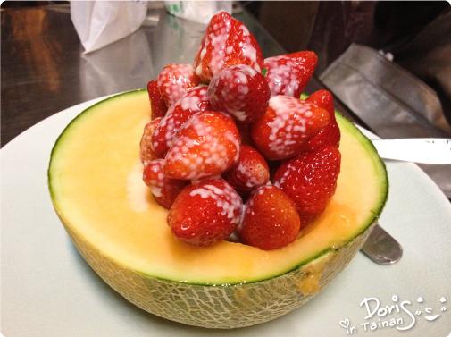 草莓瓜瓜冰