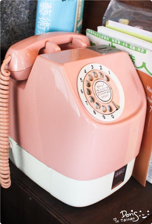 鹿早茶屋-日式電話
