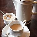 鹿早茶屋-三種核果奶茶