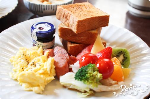 鹿早茶屋-早午餐