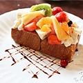鹿早茶屋-水果口味蜜糖吐司