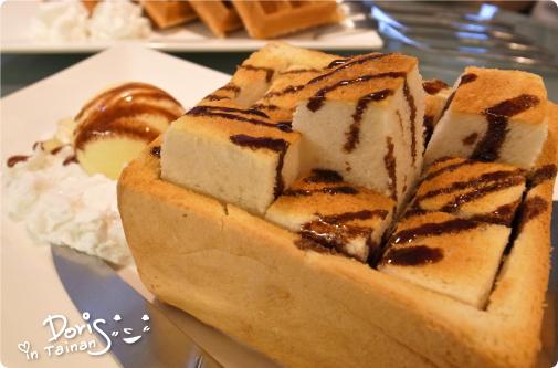 52-Caf'e-冰淇淋磚塊吐司2