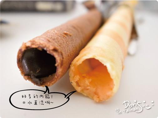 Wasuka特級起司-巧克力威化捲1