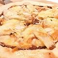 0安捷莉朵義大利餐廳-香蕉巧克力披薩