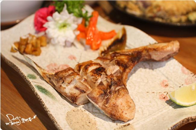 吉田日本料理-烤紅甘魚下巴.jpg