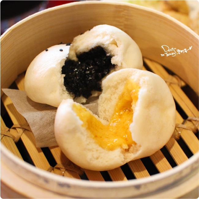 九龍茶餐廳-鴛鴦流沙包3.jpg