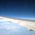 第一次坐飛機一定要拍的