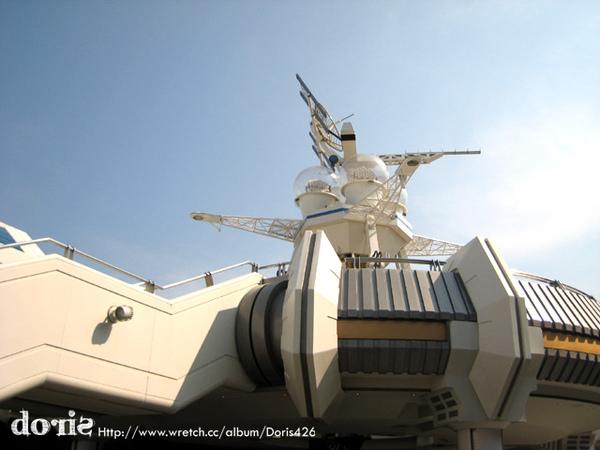 巴斯光年太空船