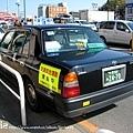 東京的計程車