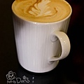 咖啡很好喝