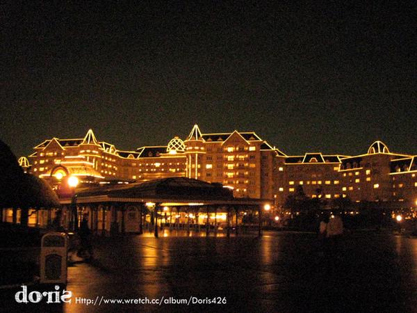 迪士尼豪華飯店