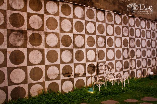 BAKKU的外牆