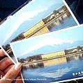 飯店贈送的明信片